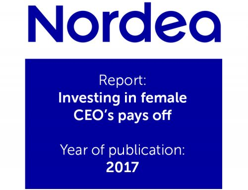 """""""Companies with a good track record are more likely to hire top female executives, whereas struggling companies may go for the """"safe"""" bet of hiring a man."""""""
